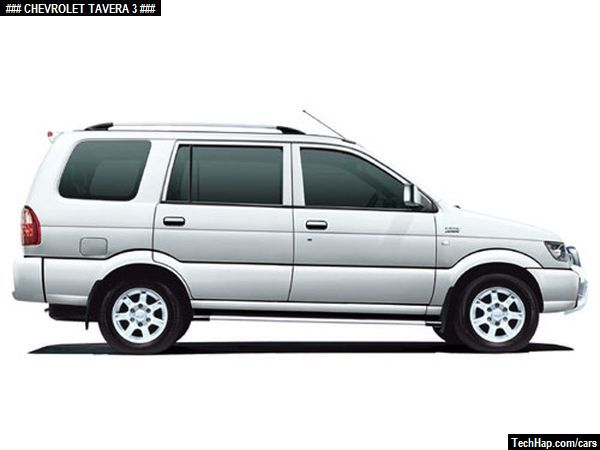Chevrolet Tavera Photo Car Specifications Automobile Modifications