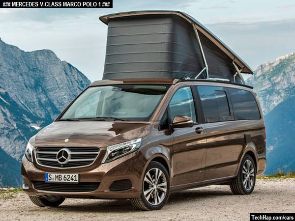 mercedes v class marco polo. Black Bedroom Furniture Sets. Home Design Ideas