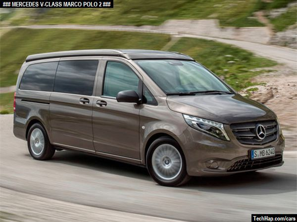mercedes v class marco polo photo car specifications automobile modifications. Black Bedroom Furniture Sets. Home Design Ideas