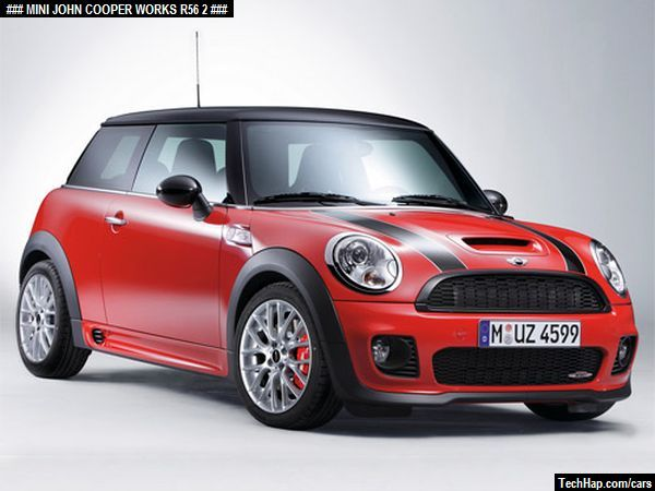 5f511411edbe5 MINI John Cooper Works R56. Photo. Car Specifications. Automobile ...