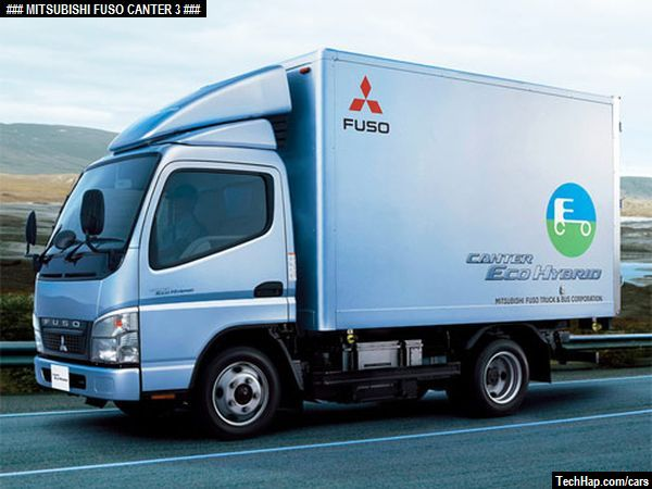 Mitsubishi fuso canter photo cars fandeluxe Images