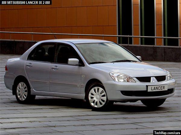 Mitsubishi lancer ix photo cars fandeluxe Gallery