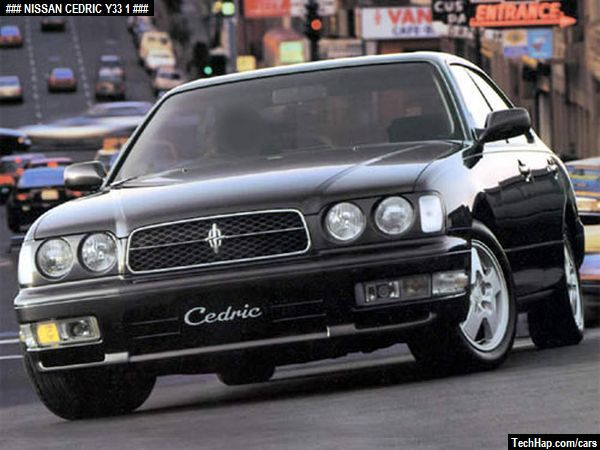 Nissan cedric y33 fandeluxe Choice Image