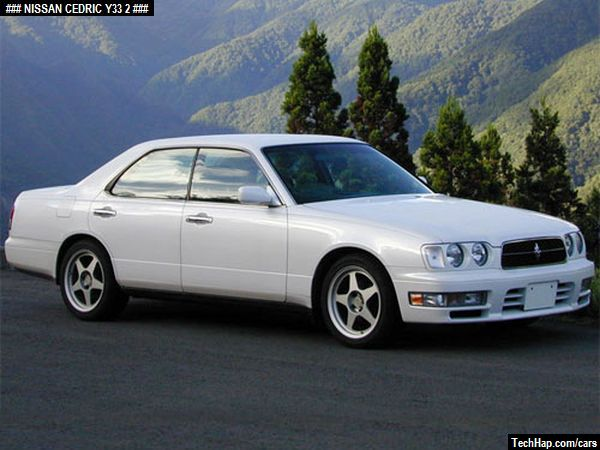 Nissan cedric y33 photo cars fandeluxe Choice Image