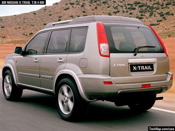 nissan x trail t30 photo car specifications automobile. Black Bedroom Furniture Sets. Home Design Ideas