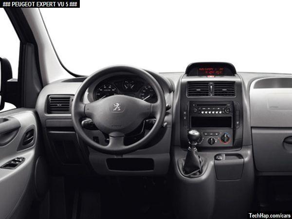 Peugeot expert vu photo cars car specifications peugeot expert vu fandeluxe Image collections