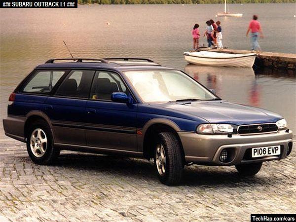 Radiator For Subaru Legacy Outback 13461