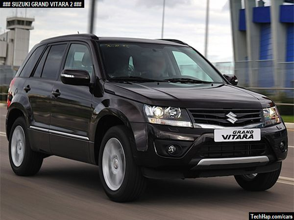 Suzuki Grand Vitara  Photo  Car Specifications  Automobile