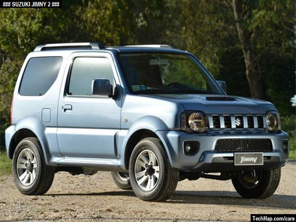 Suzuki Jimny  Photo  Car Specifications  Automobile modifications