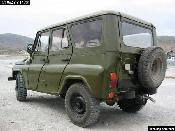 "Car UAZ 31514 Army Police Metal scale model   /""Welly/"""